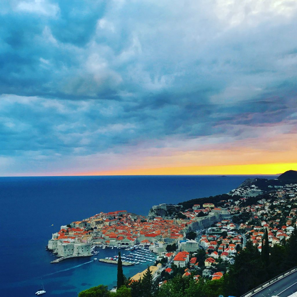 Dubrovnik viewpoint