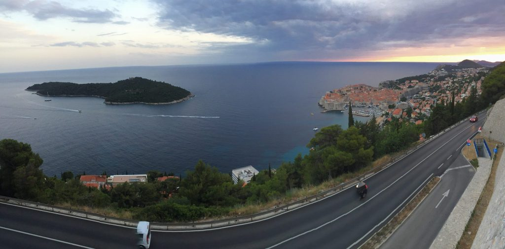 Dubrovnik viewpoint2