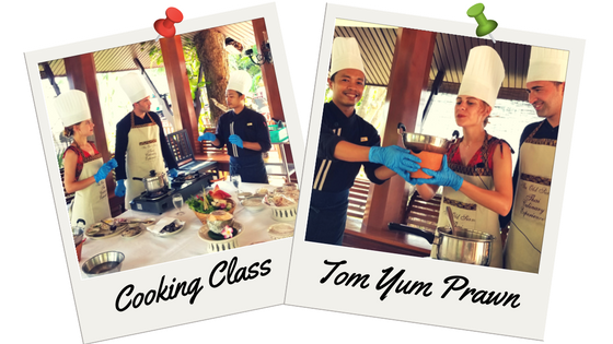 Kamala Thavorn Thai Cooking class